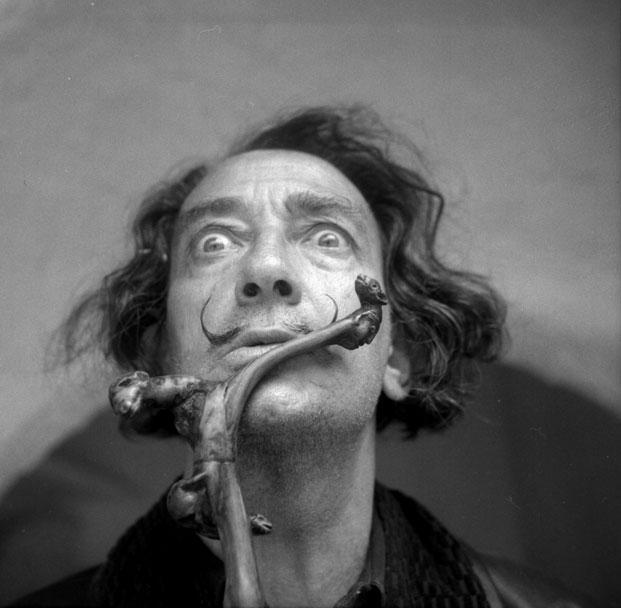 Salvador Dalì, © Mimmo Dabbrescia, 1962-2011, tutti i diritti riservati