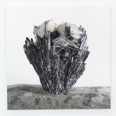 "Loris Cecchini, ""Radiances"", 2011"