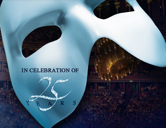 The fantom of the opera, 25esimo anniversario alla Royal Albert Hall