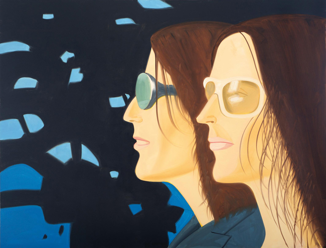 """Duo (Sharon and Kym)"", 2008"