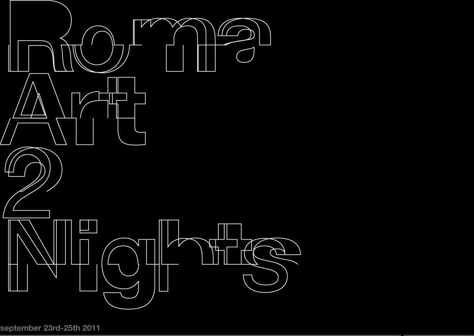 Art2nights - Roma