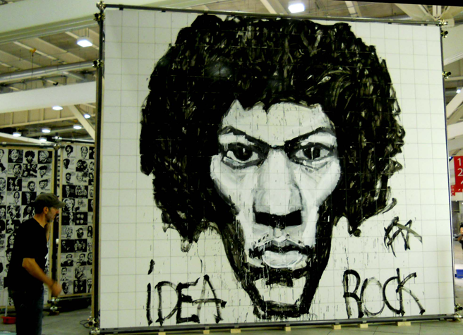 IDEA ROCK - ALLESTIMENTO