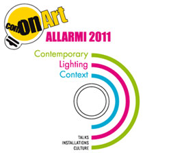 Allarmi 2011. Contemporary Lighting Context