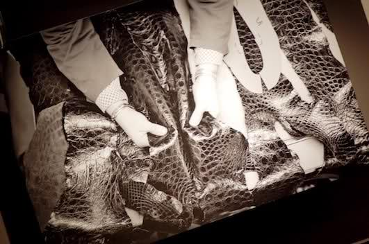Ferdinando Scianna meets Masters Hands, Mani che scelgono, Parabiago 2010