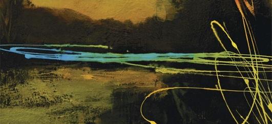 Tainted (2010), Rankle & Reynolds, oil & acrylic on canvas, cm 61x76, courtesy federico rui arte contemporanea, milano