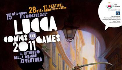Lucca Comics&Games 2011