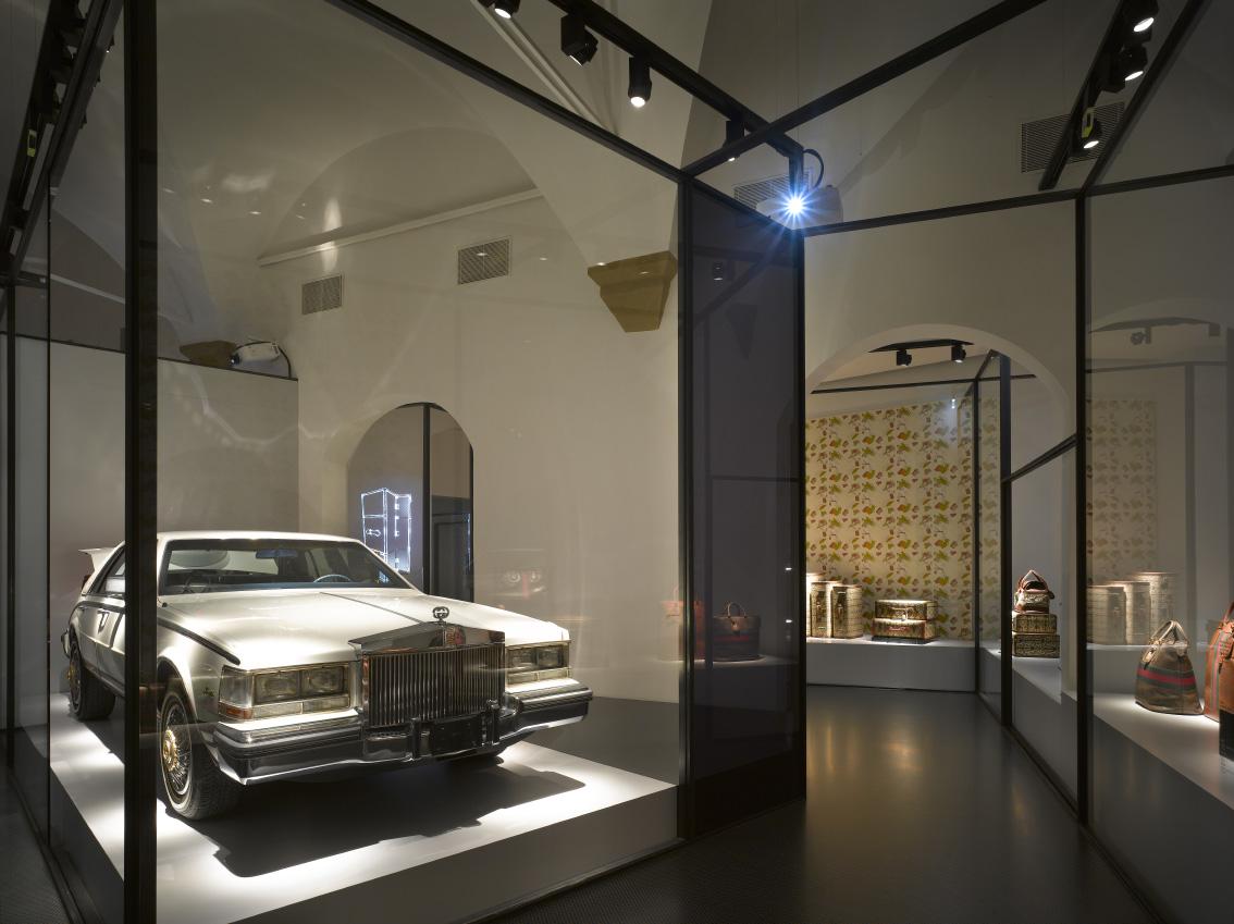 Travel, Gucci Museo, Firenze, Courtesy of Richard Bryant & Gucci