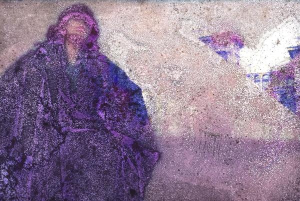 """Untitled, 2008, stampa """"lambda fine art"""", su carta lucida montata su alluminio, cm 70x100"""