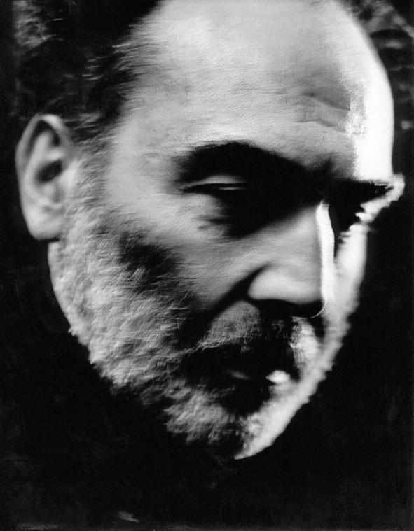 Ritratto di Gabriele Basilico. Foto: Toni Thorimbert