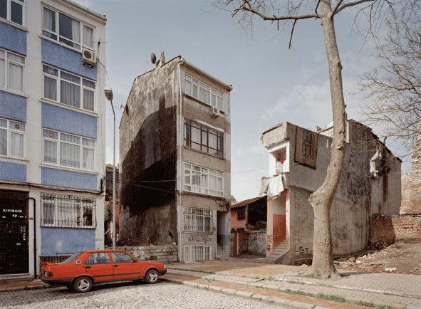 Gabriele Basilico, Istanbul, 2010