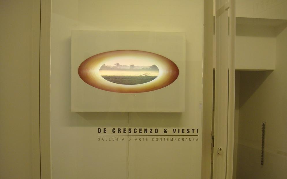 De Crescenzo & Viesti, ingresso, Roma