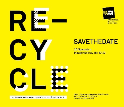 Re-Cycle, MAXXI