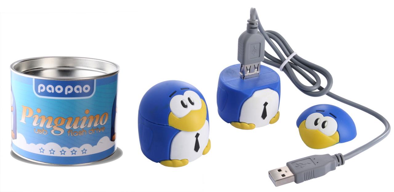 Pao Pen 2.0  è una chiavetta USB da 4Gb