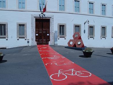 Veduta Palazzo Collicola, Spoleto (PG)
