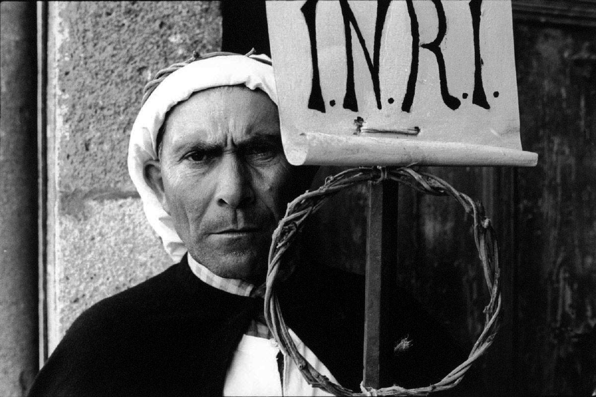 Collesano (particolare), 1963