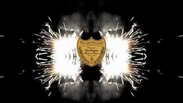 David Lynch per Dom Pérignon
