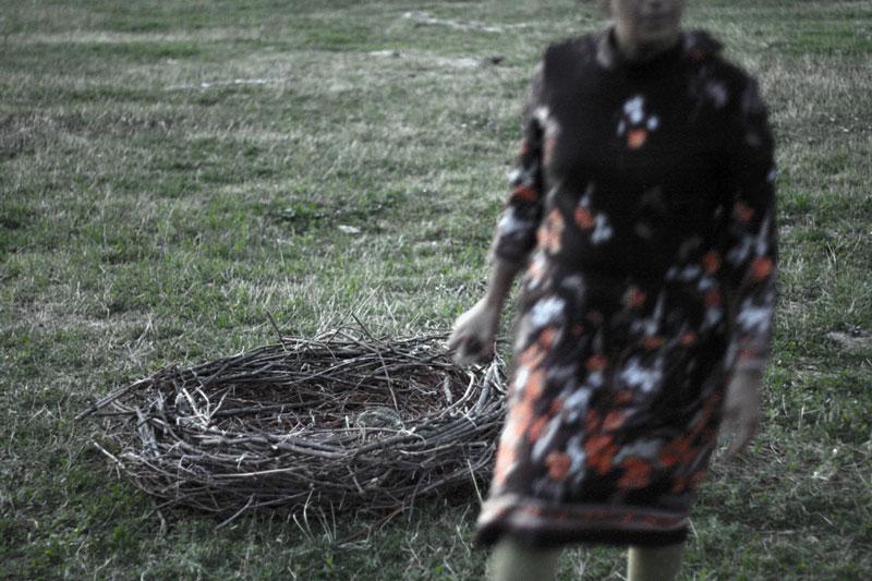 "Loredana Galante, ""Ninho Gracia"", foto J.Fisher"
