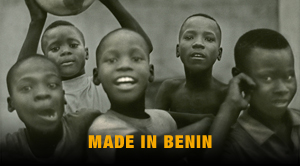 Paola Mongielli, Made in Benin