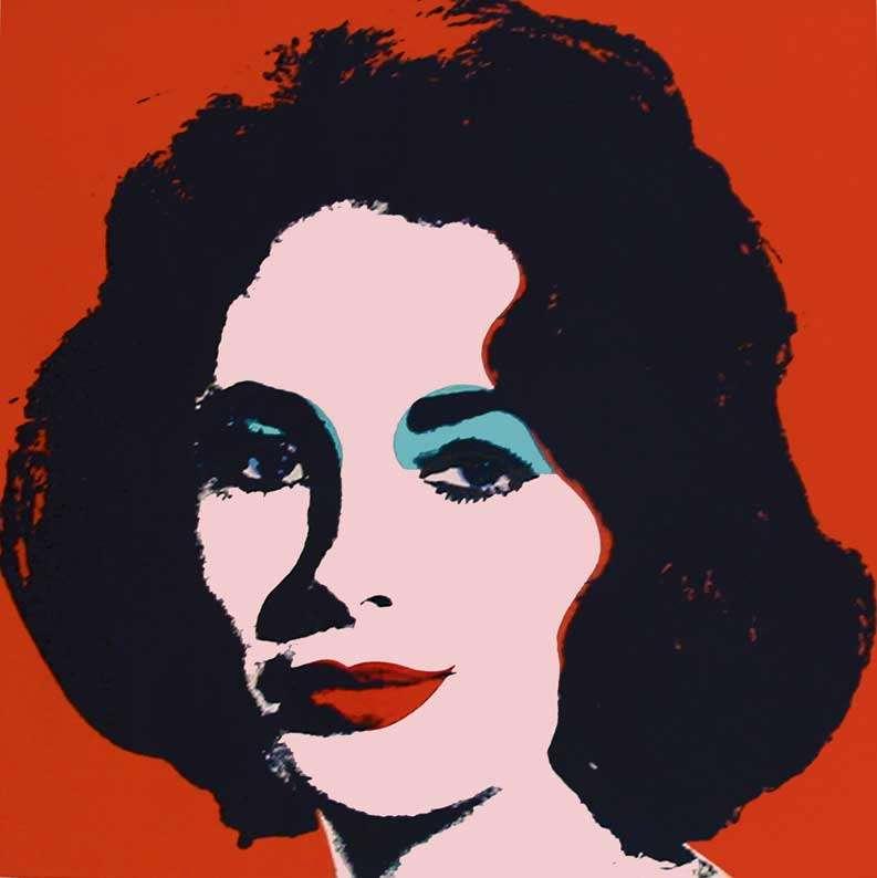 Litografia offset su carta Firmata Andy Warhol '66 - Eseguita in circa 300 esemplari, non numerati, cm 58,7x58,7 - Copyright Andy Warhol Foundation for the Visual Arts by SIAE 2011