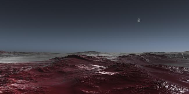 Landscape 1_5_6, 2012, C print under plexiglass, cm 100x200. Courtesy Guidi&Shoen
