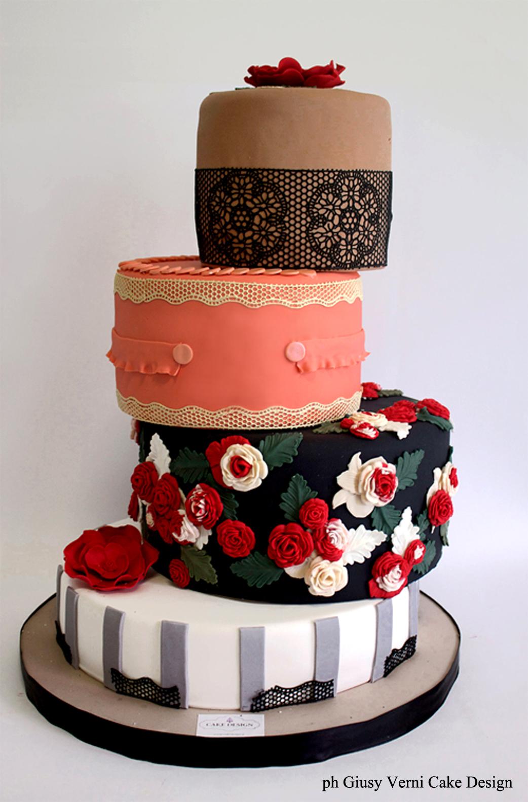 Torte Cake Design Milano : Torte? che passione!   Espoarte