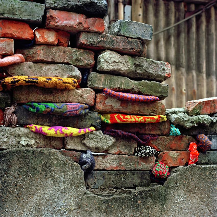 Dubravka Vidovic, Shikumen's Walls Series
