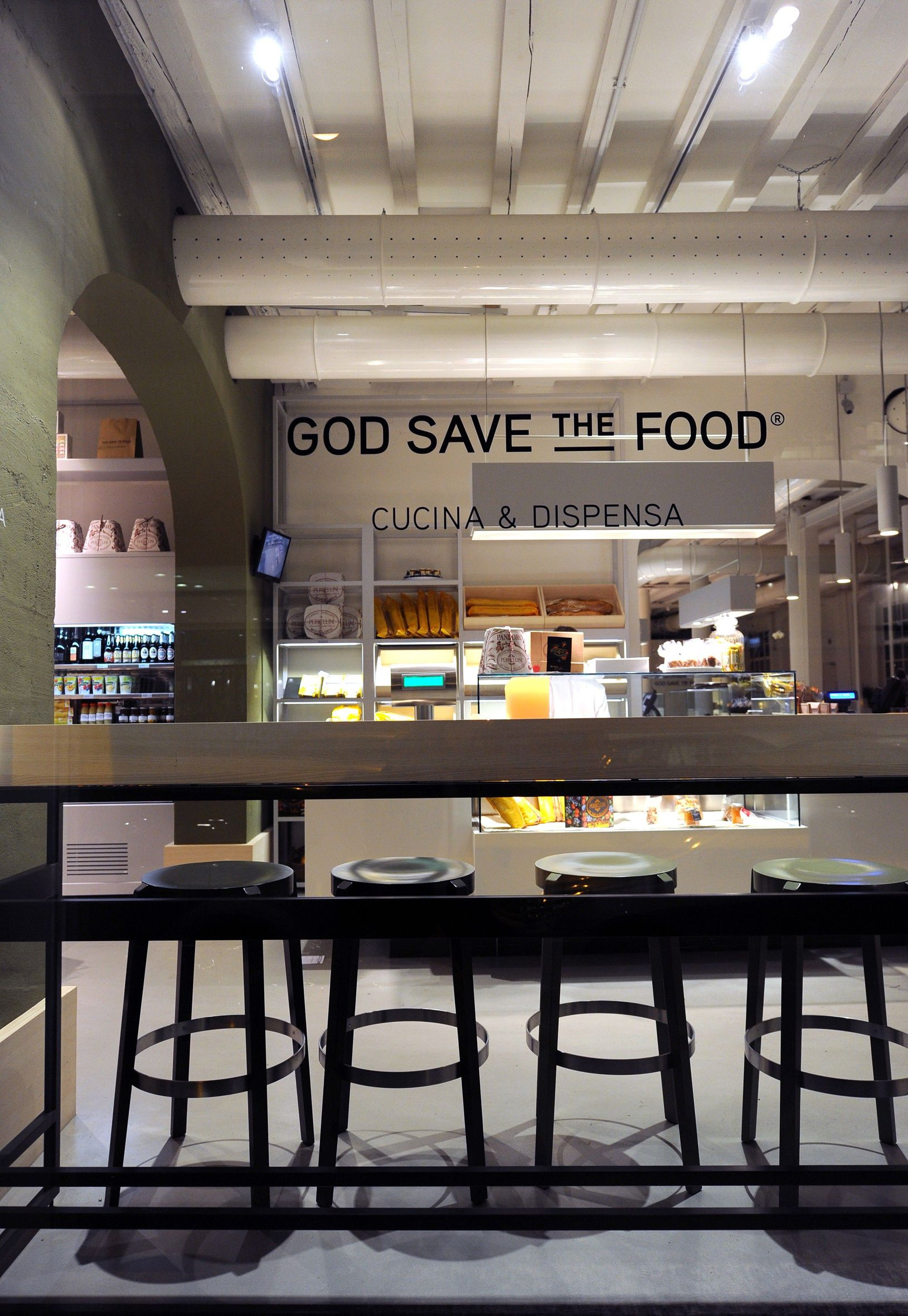 God Save the Food, ristorante