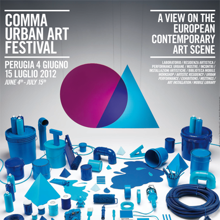 Comma 2012 – A View on the European Contemporary Art Scene