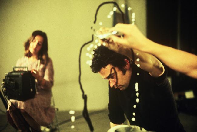 Jean Otth, film still from Portrait de Laura Papi, 1975. Photo: Gianni Melotti. Courtesy la Biennale di Venezia