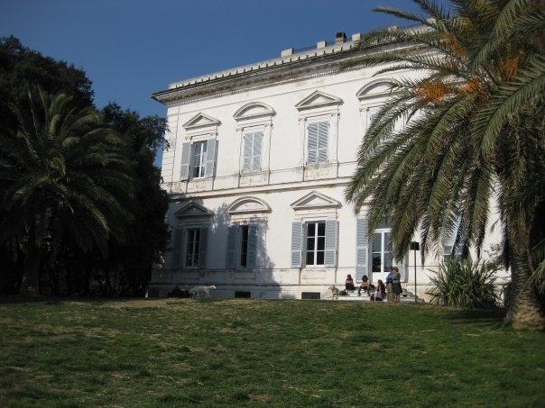 Museo d'Arte Contemporanea di Villa Croce, Genova