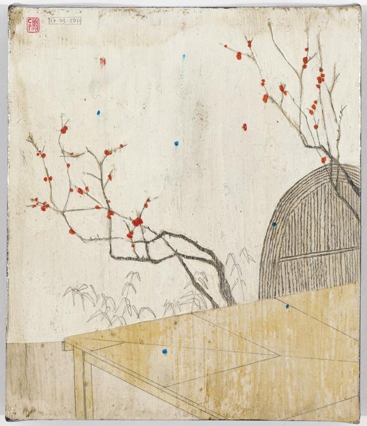 Andrea Carpita - Omaggio a Hokusai