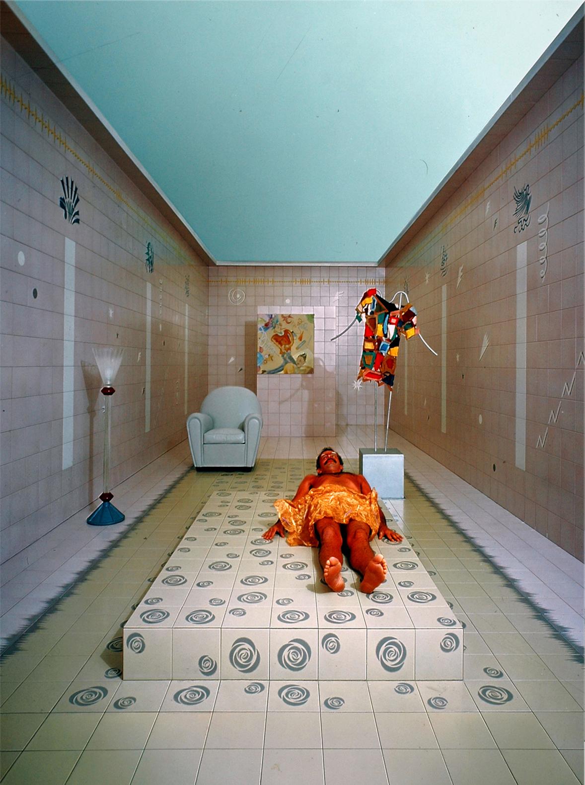 Occhiomagico, Filosofia del Profano, 1981 (NeoModern rooms)