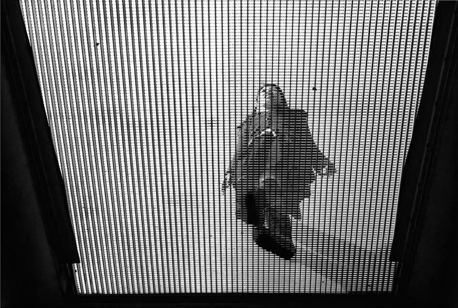 GIUSEPPE RIPA Meteor / Meteora / stampa baritata ai sali d'argento cm 30x40 / ed. 10 / © Giuseppe Ripa;