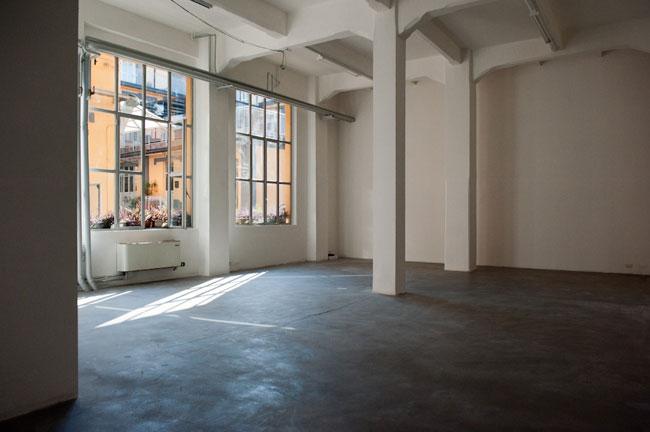Veduta dello spazio, By Gallery, Milano