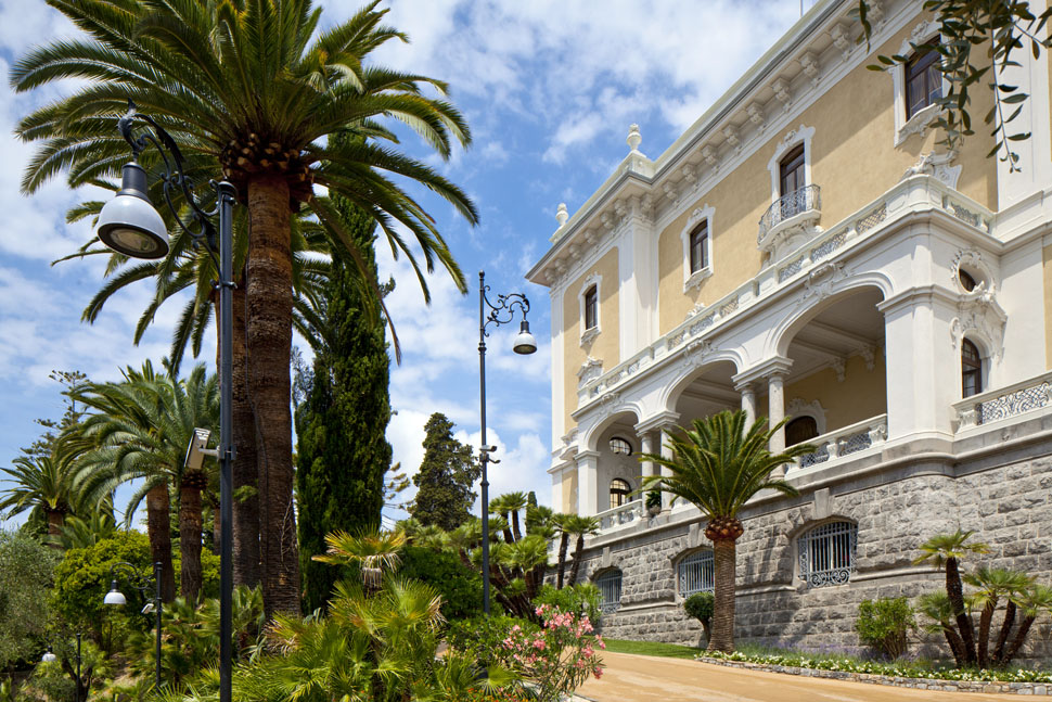Villa Regina Margherita, Bordighera (IM)