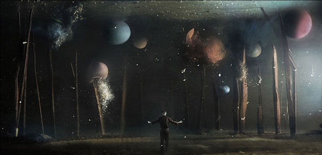 La Distruzione dei Mondi Conosciuti