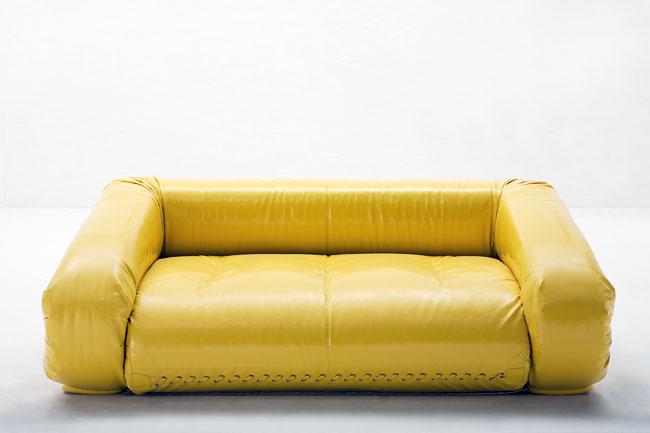 Collezioni Giovannetti, Anfibio divano-letto, modello storico esposto in permanenza al M.O.M.A. di New York, 70x180x100 cm, 1970