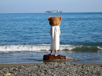 Arianna Carossa + Ludiko, Qui si tocca / only swim in your depth, mov, 6' 22'', 2011