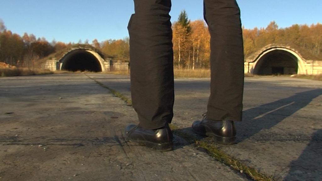 Jaan Toomik, Run, 2011, video, 1,35 min.