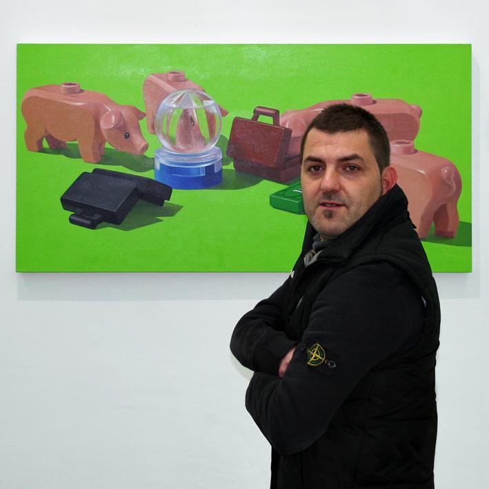 Ritratto di Gianfranco Matarazzo