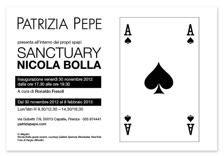 Sanctuary. Nicola Bolla per Patrizia Pepe