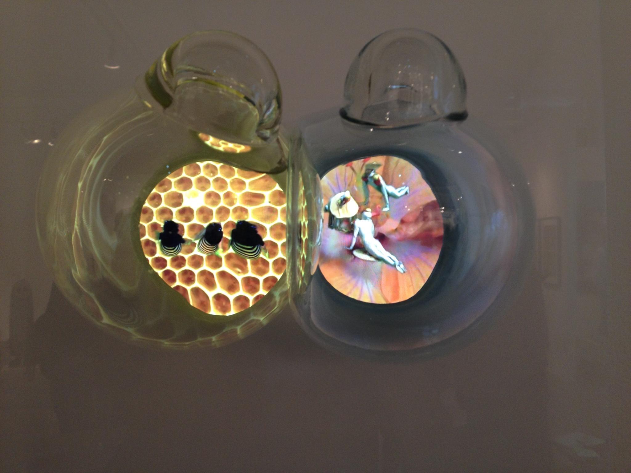 Katja Loher@ SCARAMOUCHE Gallery, Pulse