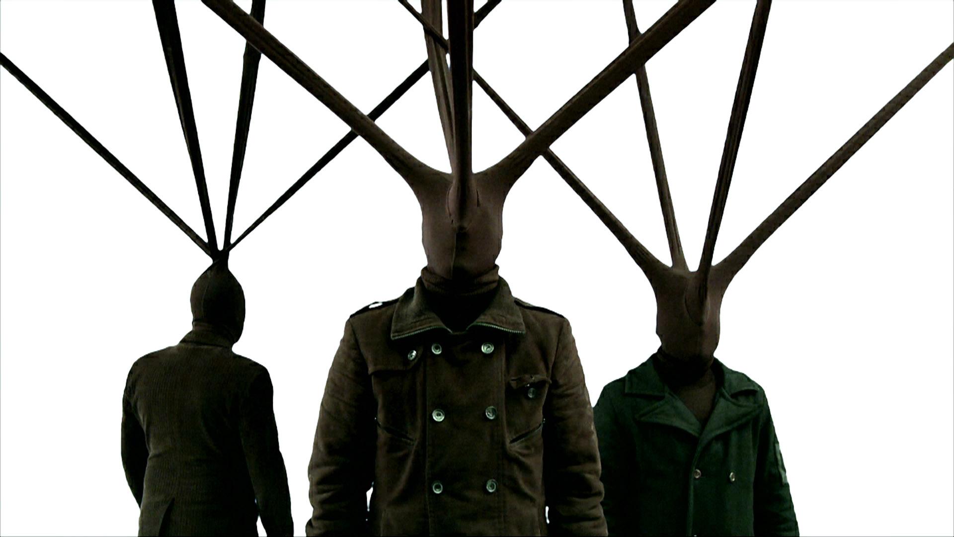 Paolo Grassino, Controllo del corpo, 2010, video still