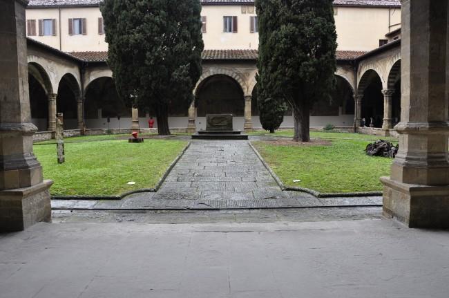 ARTOUR-O in Città, Chiostro di Santa Maria Novella, Firenze