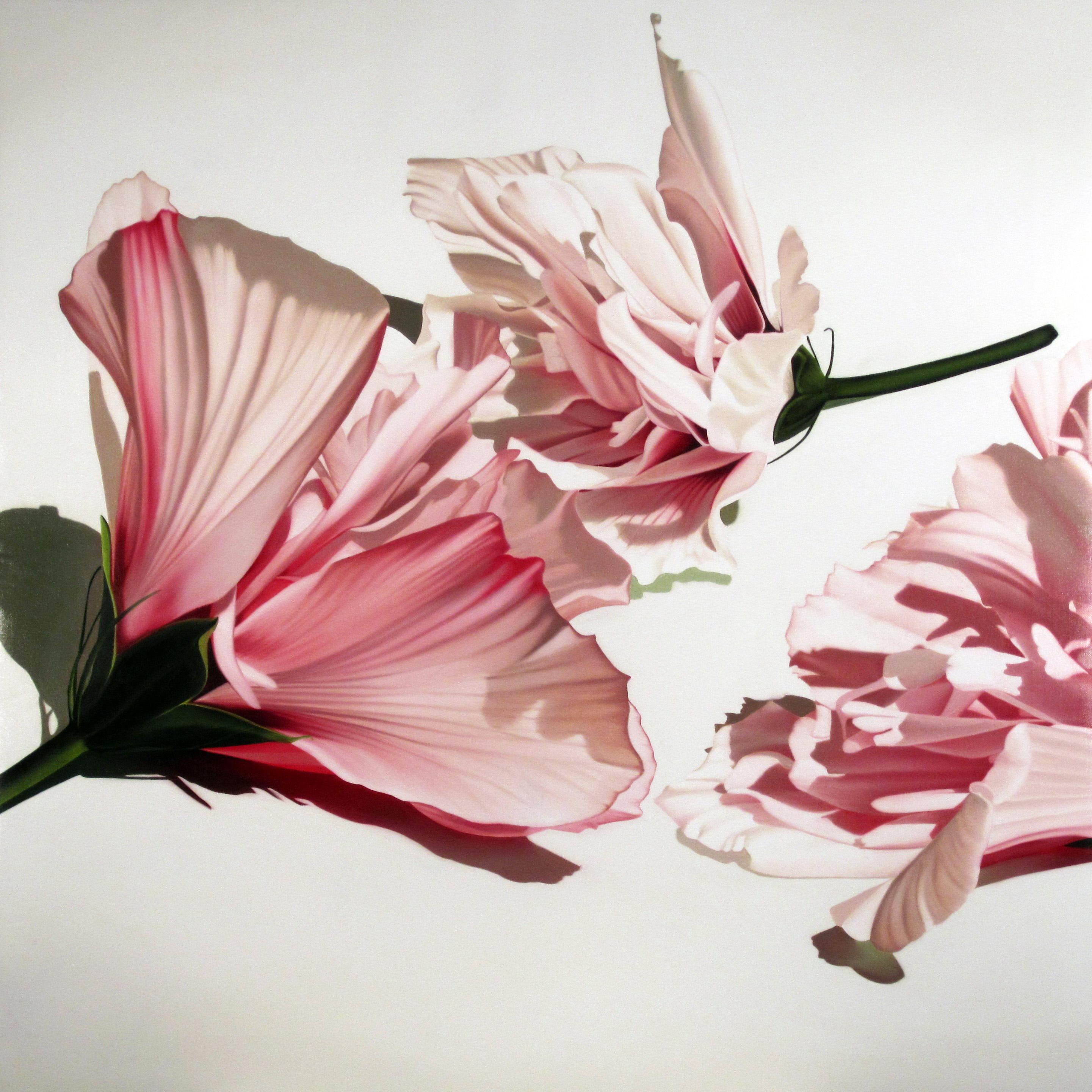 Casagrande&Recalcati, Ipervanitas V, 2013, olio su tela, cm 100x100