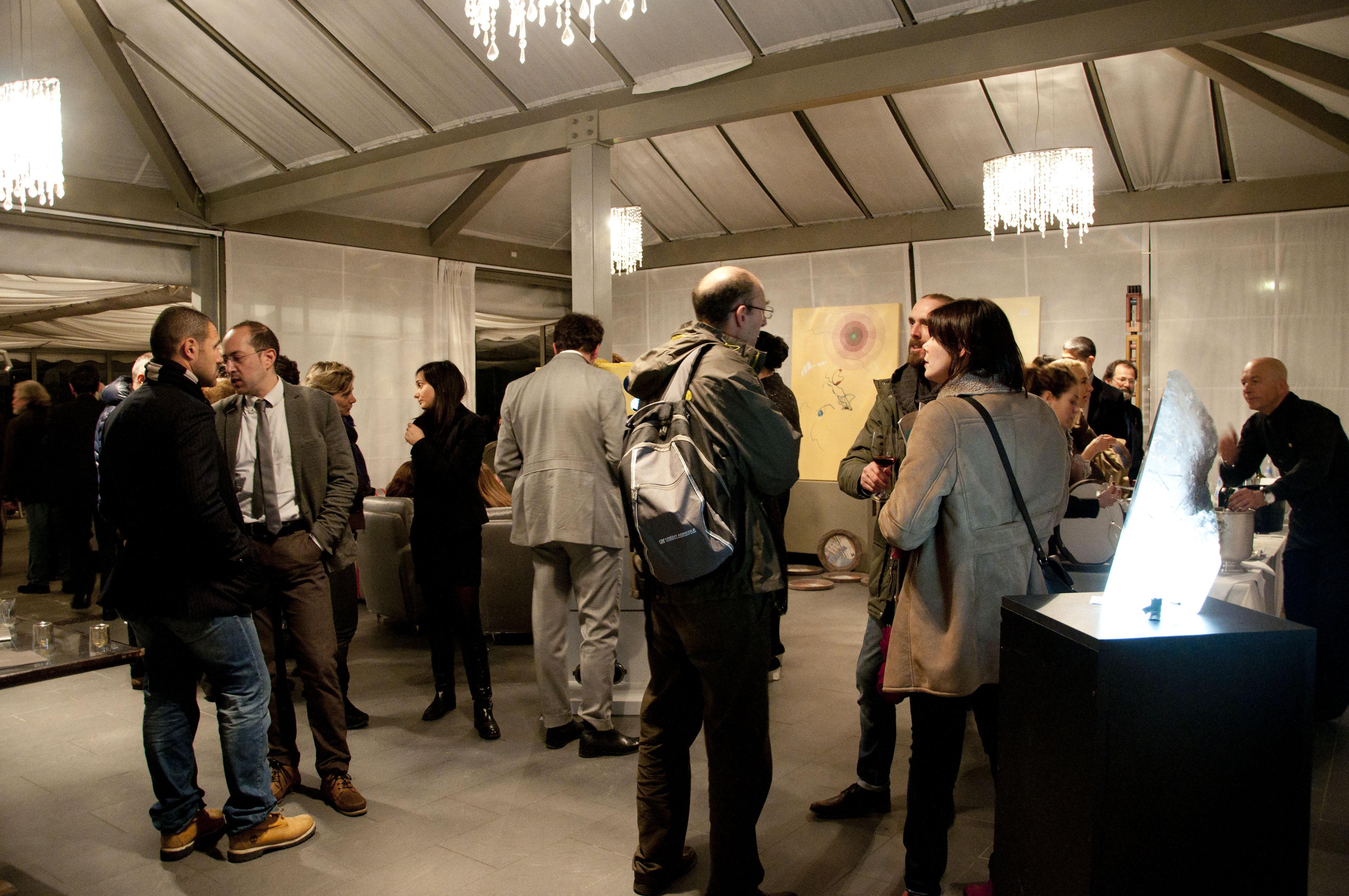 Inaugurazione Artour-o Il Must, Firenze 7 marzo 2013