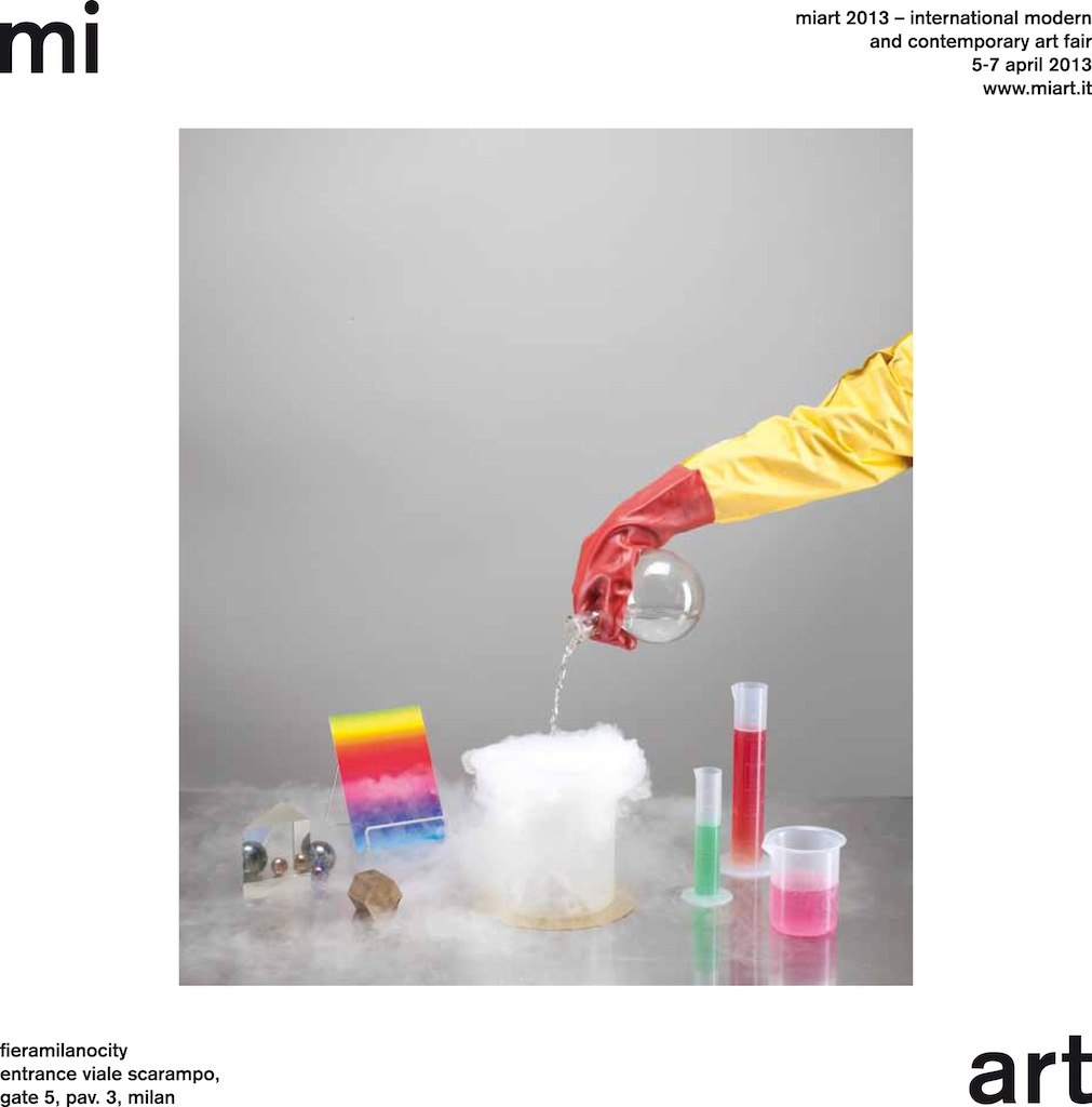 miart 2013, adv by MOUSSE