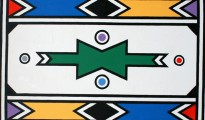 Esther Mahlangu (Sudafrica)