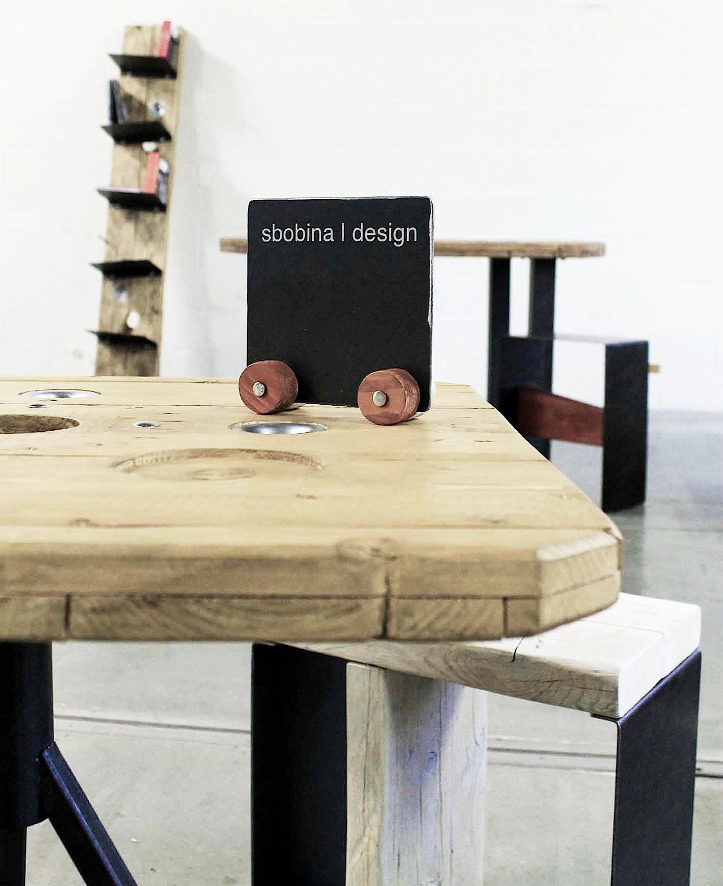 Sbobina|Design, allestimento per il Salone Internazionale del Mobile 2013, Fabbrica del Vapore, Milano