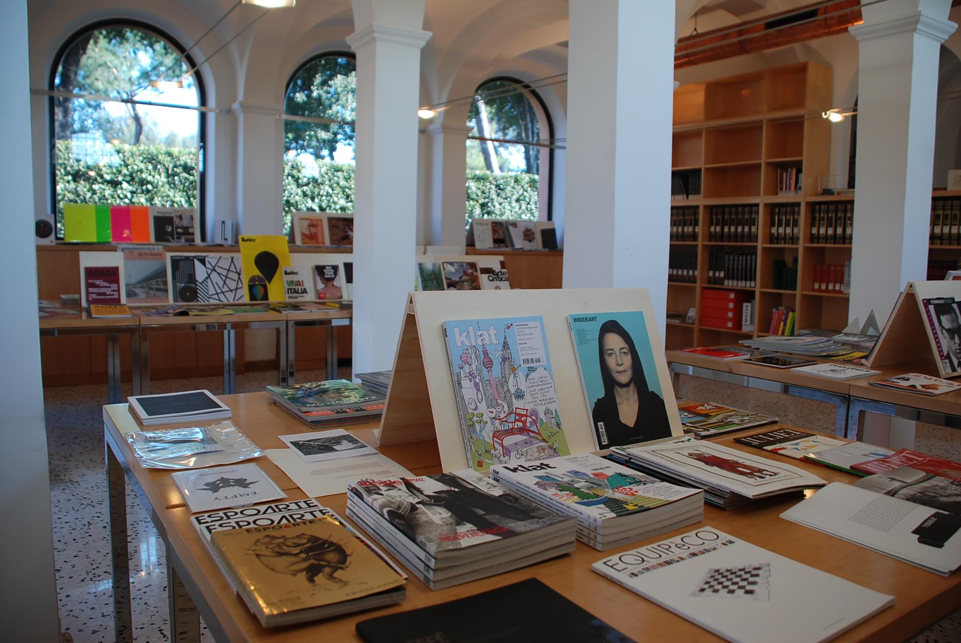 veduta della mostra allestita in sala - studio, Villa Carpegna, Roma